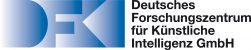 Logo DFKI Deutschen Forschungszentrums für Künstliche Intelligenz