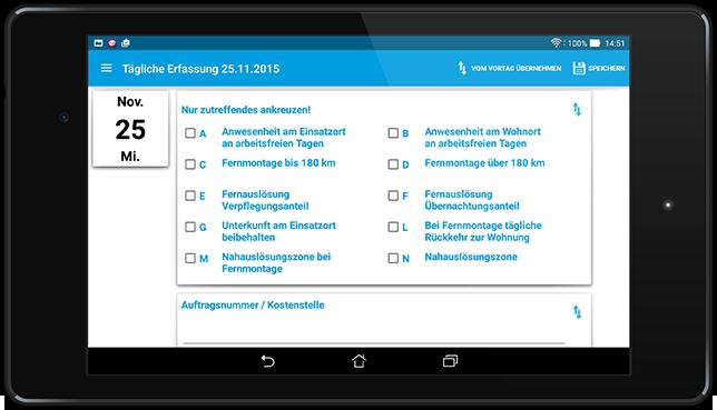 Eyeled GmbH mobiMon: Digitale Arbeitszeiterfassung.