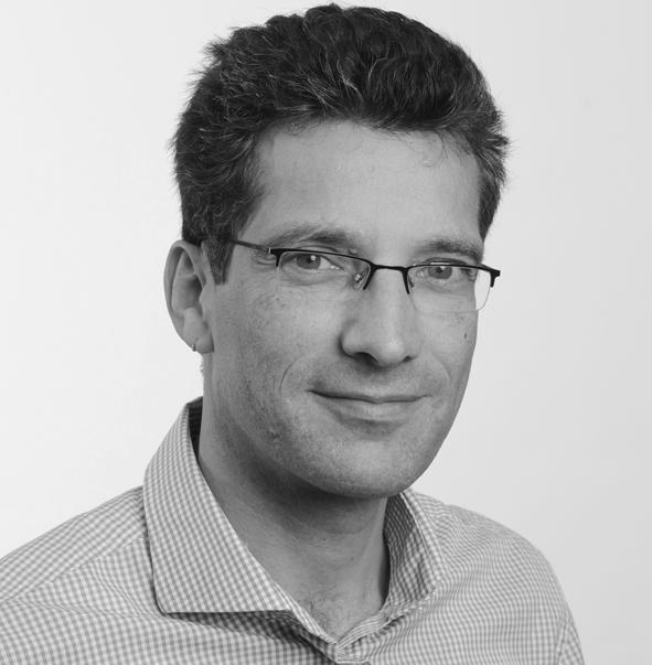 Prof. Dr. Antonio Krüger, Gründungsgesellschafter der Eyeled GmbH und seit November 2019 CEO des Deutschen Forschungszentrums für Künstliche Intelligenz (DFKI).