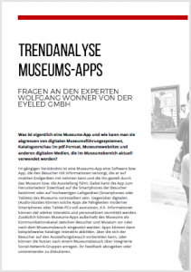 Trendanalyse Museums-Apps