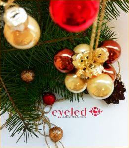 Wir wünschen Ihnen und Ihren Familien besinnliche Feiertage und einen guten Start in das neue Jahr!