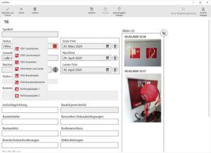 mobiPlan-App: Datenerfassung