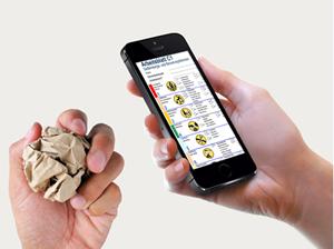 eyeForms: Statt Papier, mobil und digital