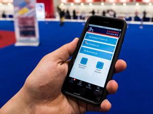 Messe- und Kongress-App eyeGuide
